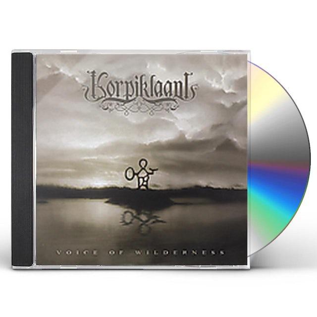 Korpiklaani VOICE OF WILDERNESS CD