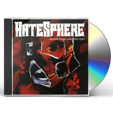 Hatesphere SERPENT SMILES & KILLER EYES CD