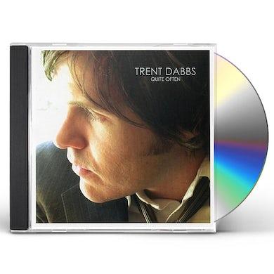 Trent Dabbs QUITE OFTEN CD