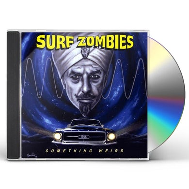 Surf Zombies SOMETHING WEIRD CD