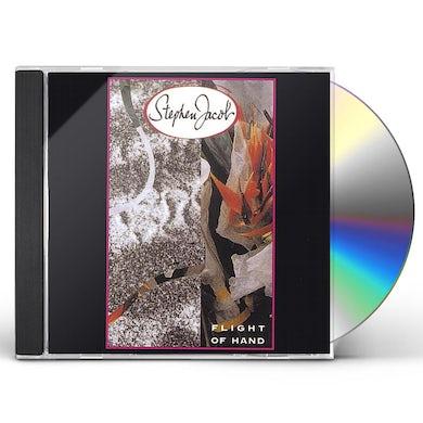 Stephen Jacob FLIGHT OF HAND CD