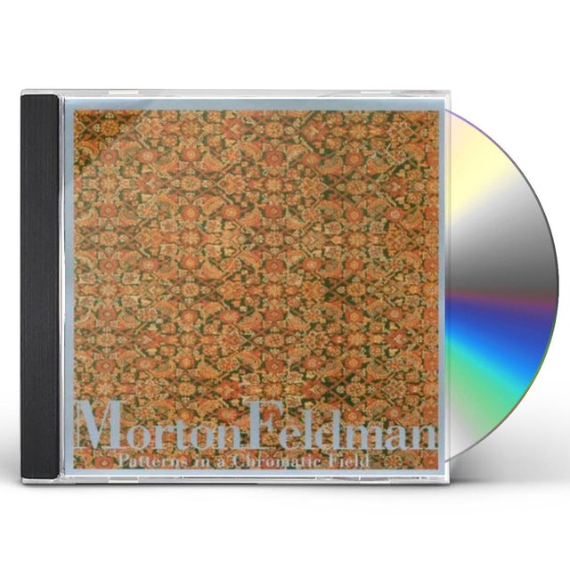 Morton Feldman PATTERNS IN A CHROMATIC FIELD CD