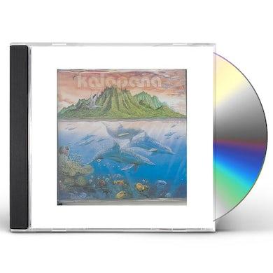 Kalapana WALK UPON THE WATER CD