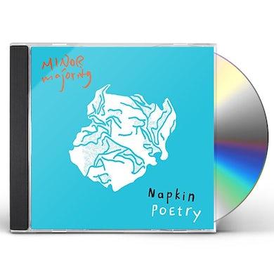 NAPKIN POETRY CD