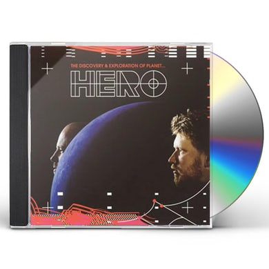 Hero DISCOVERY & EXPLORATION OF PLANET CD