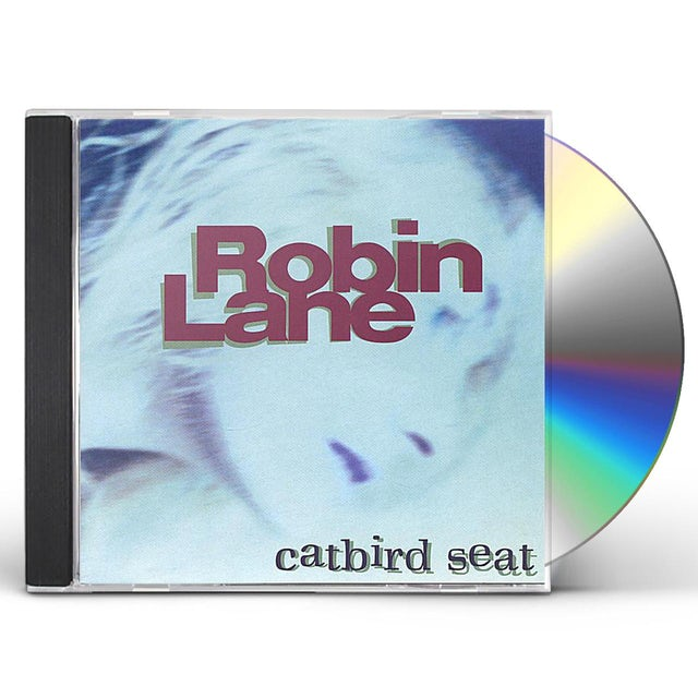 Robin Lane CAT BIRD SEAT CD