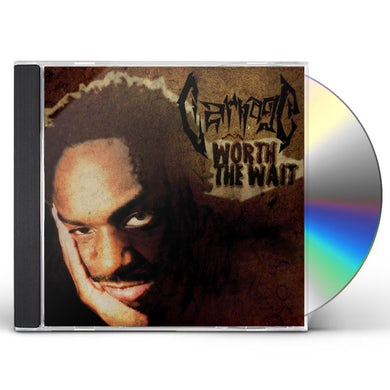 Carnage WORTH THE WAIT CD