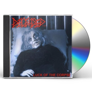 Deceased LUCK OF THE CORPSE CD