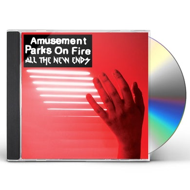 Amusement Parks On Fire ALL THE NEW ENDS CD