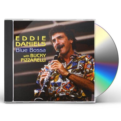 Eddie Daniels BLUE BOSSA CD