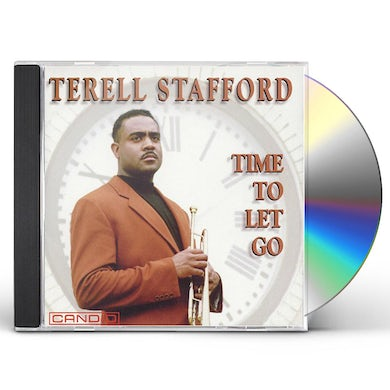 Terell Stafford TIME TO LET GO CD