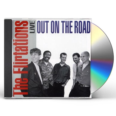 Flirtations LIVE OUT ON THE ROAD CD