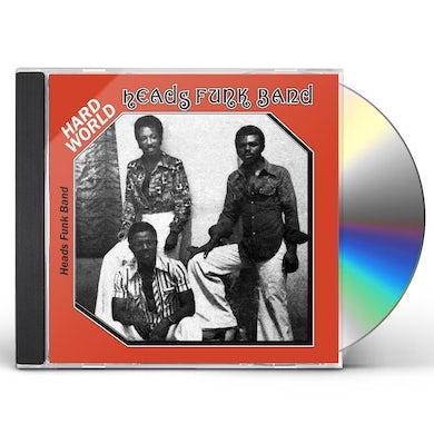HEADS FUNK BAND HARD WORLD CD