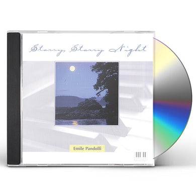 Emile Pandolfi STARRY STARRY NIGHT CD