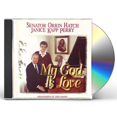 Janice Kapp Perry MY GOD IS LOVE CD