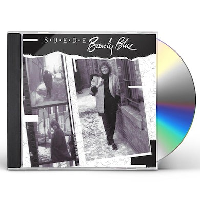 Suede BARELY BLUE CD