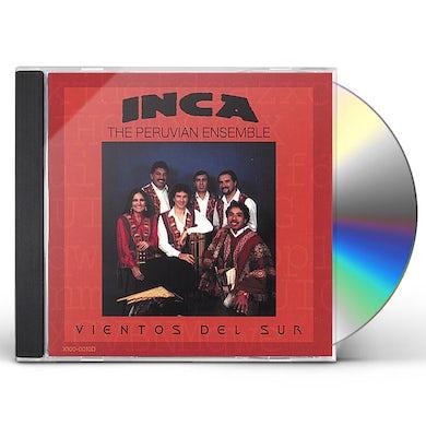 Inca The Peruvian Ensemble VIENTOS DEL SUR CD
