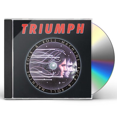 Triumph ROCK N ROLL MACHINE CD