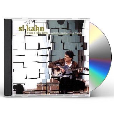 Si Kahn BEEN A LONG TIME CD