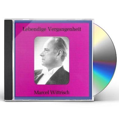 Marcel Wittrisch ARIAS CD