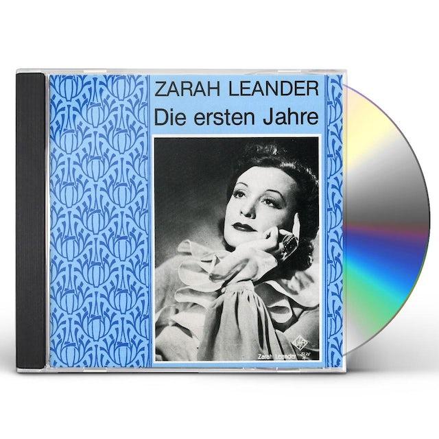 Zarah Leander EARLY YEARS CD