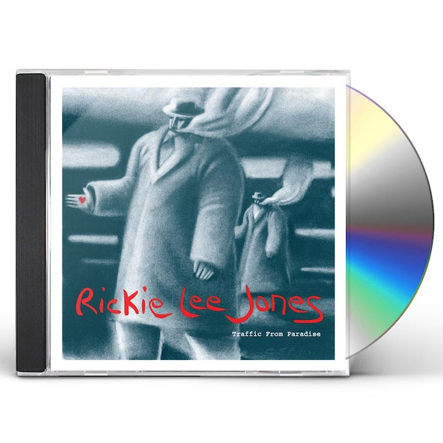 Rickie Lee Jones TRAFFIC FROM PARADISE CD