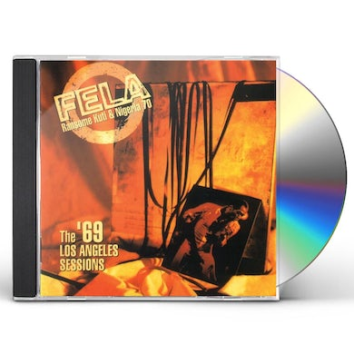 Fela Kuti KOOLA LOBITOS: THE 69 LA SESSIONS CD