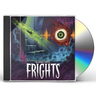 SLASHER DAVE FRIGHTS CD