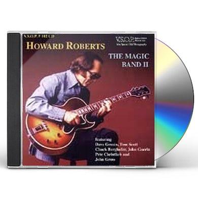Howard Roberts MAGIC BAND 2 CD