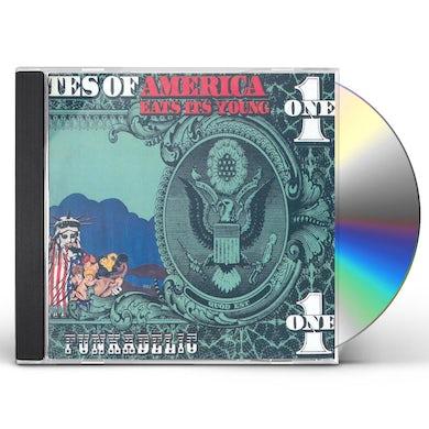 Funkadelic America Eats Its Young CD