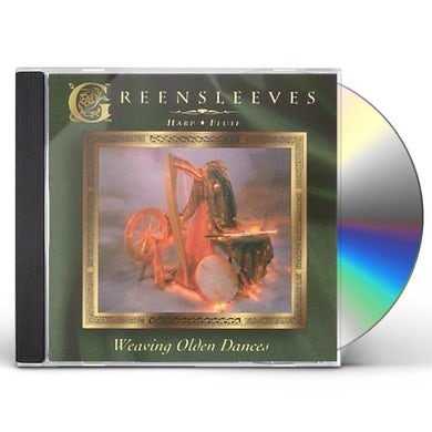 Greensleeves WEAVING OLDEN DANCES CD