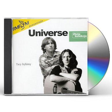 Universe ZLOTA KOLEKCJA CD