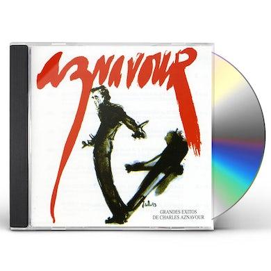 Charles Aznavour GRANDES EXITOS EN CASTELLANO CD