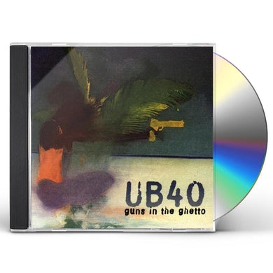 Ub40 GUNS IN THE GHETTO CD