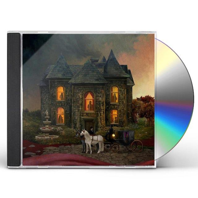 Opeth IN CAUDA VENENUM (SWEDISH AND ENGLISH) CD