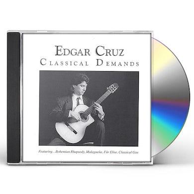 Edgar Cruz CLASSICAL DEMANDS CD