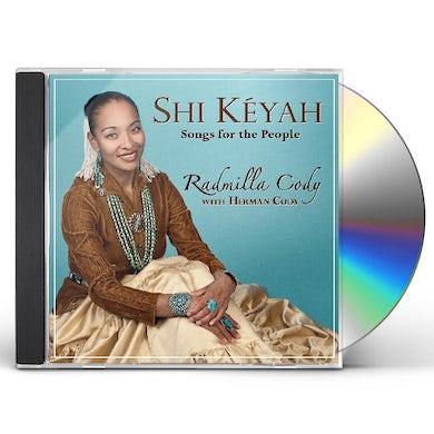 Radmilla Cody SHI KEYAH: SONGS FOR THE PEOPLE CD