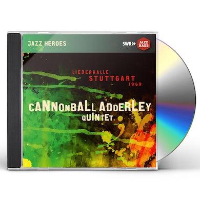Nat Adderley LIEDERHALLE STUTTGART 1969 CD