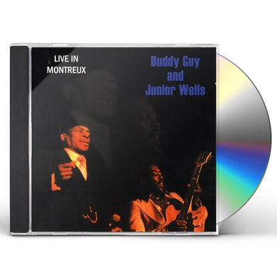 Buddy Guy & Junior Wells LIVE IN MONTREUX CD