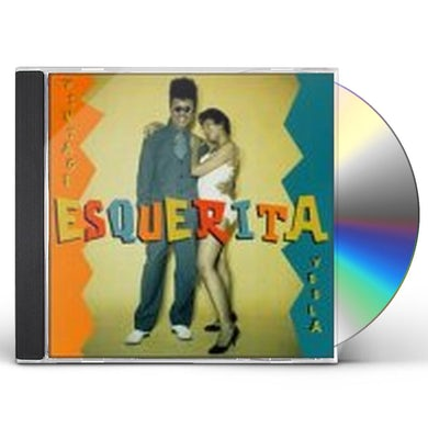 Esquerita VINTAGE VOOLA CD