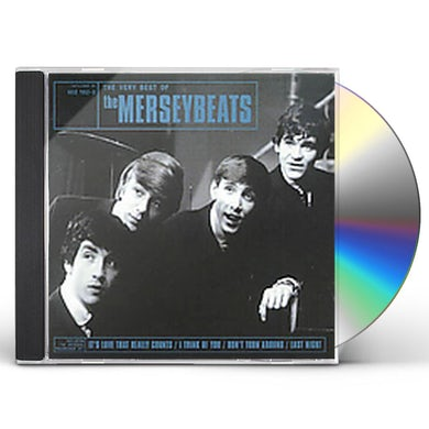 Merseybeats VERY BEST OF CD