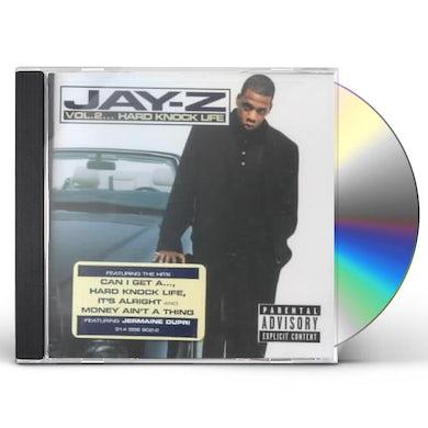 Jay Z VOLUME 2: HARD KNOCK LIFE CD