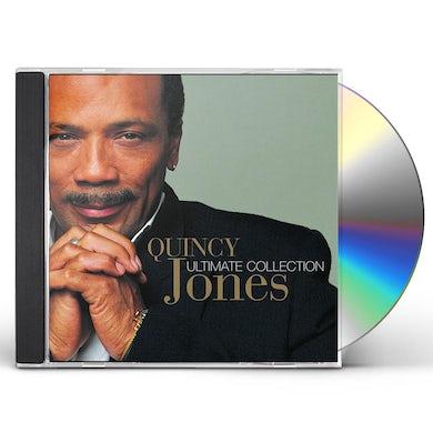 Quincy Jones ULTIMATE COLLECTION CD