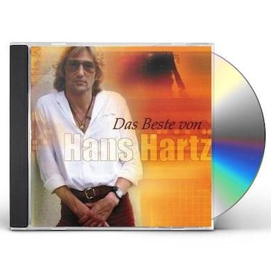Hans Hartz DAS BESTE VON CD
