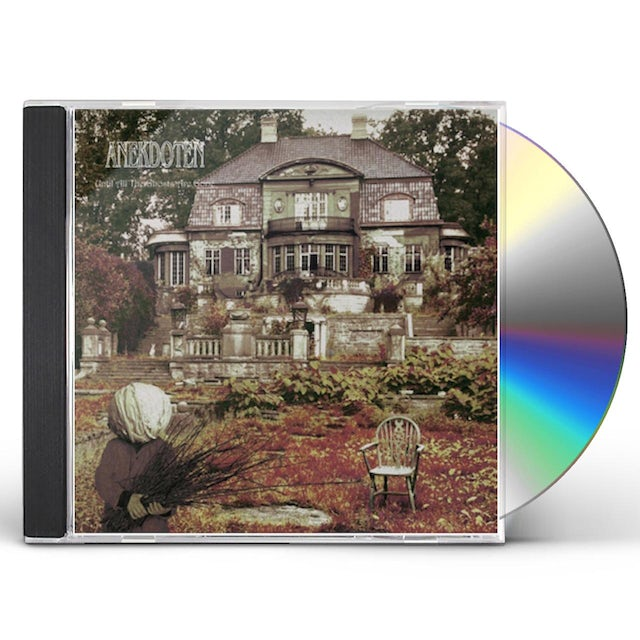 Anekdoten UNTIL ALL THE GHOSTS ARE GONE CD