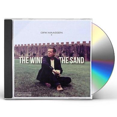 Dirk Maassen WIND & THE SAND CD