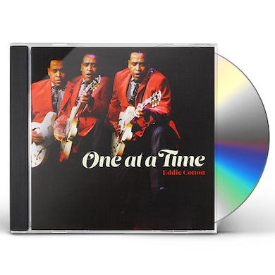 Eddie Cotton ONE AT A TIME CD