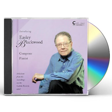 Blackwood COMPOSER & PIANIST CD