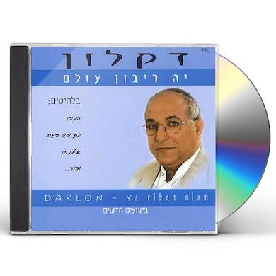 Daklon YA RIBON OLAM CD