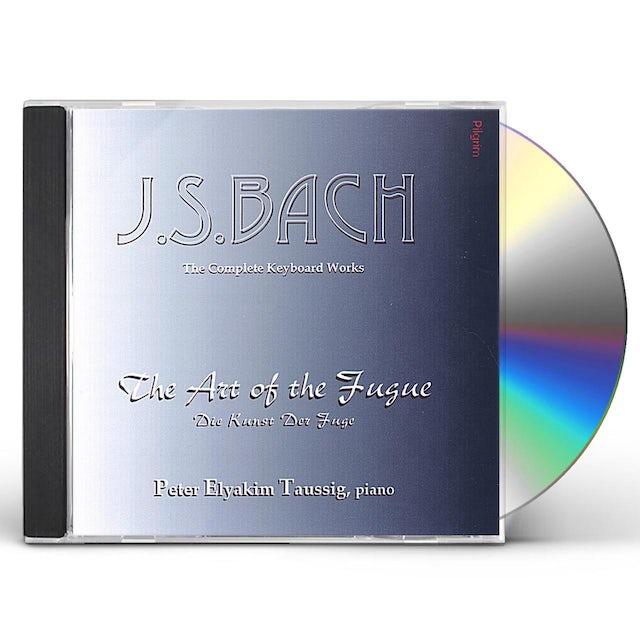 J.S. Bach ART OF THE FUGUE CD